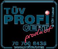 Certificazione Jonix TÜV PROFICERT